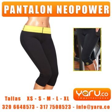 Pantalon Neopower Hot Shapper Colombia