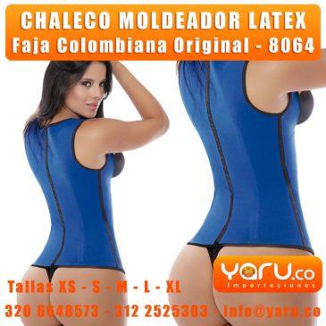 FAJA LATEX MOLDEADORA REDUCTORA FABRICA COLOMBIA