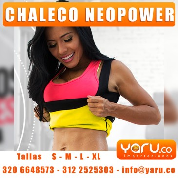 Chaleco CamiHot Shapper Colombia Neotex